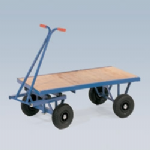 Heavy Duty Turntable Truck -  500kg Capacity